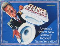 Board Game: Flush!  The All-American Tax Game
