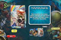 Video Game: Pretty Pretty Smash Up