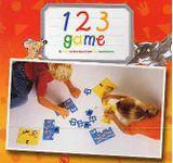 Board Game: 1 2 3 Game