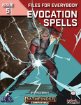 RPG Item: Files for Everybody Issue 05: Evocation Spells