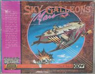 Board Game: Sky Galleons of Mars