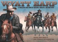 Board Game: Wyatt Earp