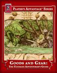 RPG Item: Goods and Gear: The Ultimate Adventurer's Guide