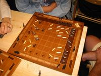 Board Game: Black Elephant
