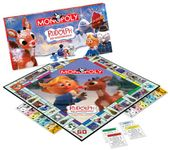 Board Game: Monopoly: Rudolph the Red-Nosed Reindeer