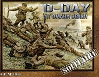 Board Game: D-Day at Omaha Beach