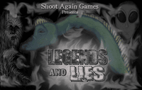 Board Game: Legends and Lies