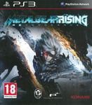 Video Game: Metal Gear Rising: Revengeance
