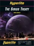 RPG Item: Hyperlite: The Sirius Treaty (UNE Edition)