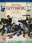 Three Days of Gettysburg (third edition)