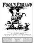 RPG Item: Fool's Errand
