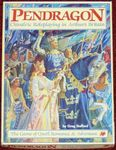 RPG Item: King Arthur Pendragon (1st Edition)