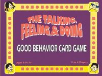 Board Game: The Talking, Feeling and Doing Good Behavior Card Game