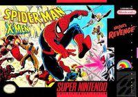 Video Game: Spider-Man X-Men: Arcade's Revenge
