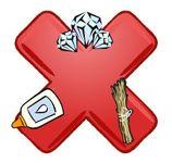 Board Game: Rock, Paper, Stick, Scissors, Glue