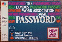 Board Game: Password