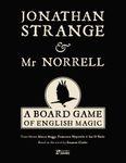 Board Game: Jonathan Strange & Mr Norrell: A Board Game of English Magic