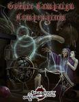 RPG Item: Gothic Campaign Compendium