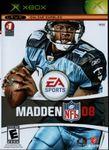 Video Game: Madden NFL 08