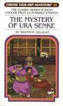 RPG Item: The Mystery of Ura Senke