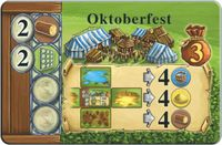 Board Game: Die Glasstraße: Oktoberfest
