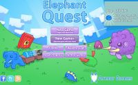 Video Game: Elephant Quest