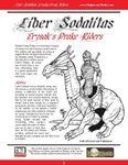 RPG Item: Liber Sodalitas: Erzsak's Drake Riders