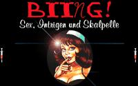Video Game: Biing! - Sex, Intrigen und Skalpelle
