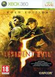Video Game Compilation: Resident Evil 5: Gold Edition