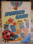 Board Game: Number Game