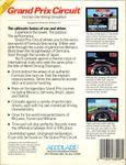 Video Game: Grand Prix Circuit