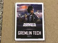 Board Game: Agents of Mayhem: Gremlin Tech Deck 1