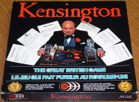 Board Game: Kensington