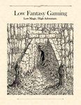RPG Item: Low Fantasy Gaming