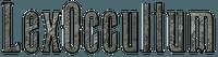 RPG: LexOccultum