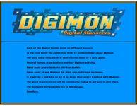RPG Item: Digimon Digital Monsters
