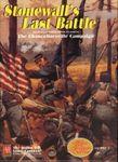 Stonewall's Last Battle: The Chancellorsville Campaign