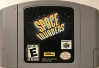 Video Game: Space Invaders (N64)