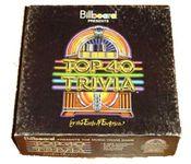 Board Game: Billboard Top 40 Trivia