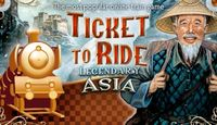 Video Game: Ticket to Ride - Legendary Asia
