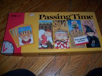 Board Game: Passing Time