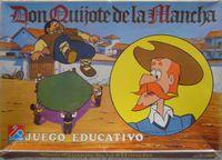 Board Game: Don Quijote de la Mancha