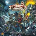 Board Game: Zombicide: Green Horde – Friends and Foes