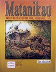 Board Game: Matanikau: Battles on the Matanikau River, Guadalcanal, 1942
