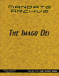 RPG Item: Mandate Archive: The Imago Dei