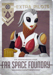 Board Game: Extra Pilots: An Expansion for Far Space Foundry