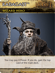Board Game: The Hobbit: An Unexpected Journey Deck-Building Game – Radagast Promo