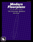 RPG Item: Modern Floorplans: An Average Modern Airship