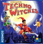 Board Game: Techno Witches