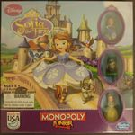 Board Game: Monopoly Junior: Sofia the first